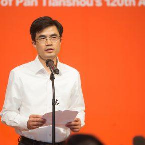 07 Lin Jian, Deputy Secretary and County Head of the Ninghai County