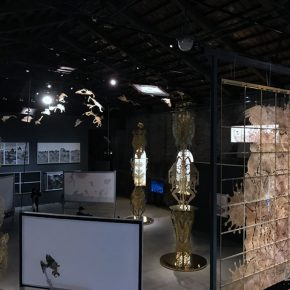 08 Installation view of the exhibition 2 290x290 - China Pavilion at the 57th Venice Biennale Opened