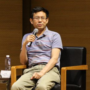 09 View of the dialogue – Wu Guosheng