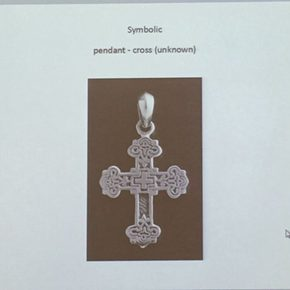 10 A symbolic work 290x290 - Swiss Jewelry Artist Esther Brinkmann: Lost and Re-sought in the Cultural Jungle