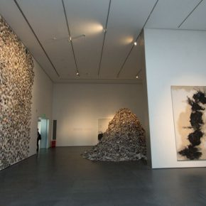 "10 Su Xinping's works ""Papers Used to Wipe Brushes"" becomes a logical issue of the exhibition"