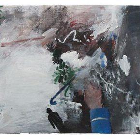 11 Gao Yongle, Touch No. 7, 26.6 x 76.6 cm, Lu Xun Academy of Fine Arts