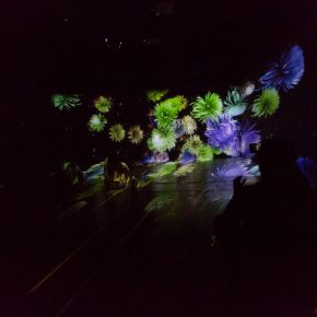 "14 Exhibition View of ""teamLab Living Digital Forest and Future Park"""