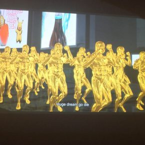 """14 Exhibition view of """"Amassing Force""""– 2017 Wang Shikuo Award Today Art Museum Exhibition of Nominated Contemporary Artists 290x290 - Creating the """"Amassing Force"""" – 2017 Wang Shikuo Award: Today Art Museum Exhibition of Nominated Contemporary Artists"""