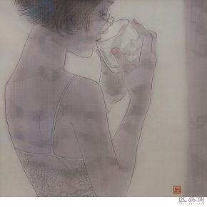 14 Zhou Wenyao, The Things About Us No.2, Guangzhou Academy of Fine Arts