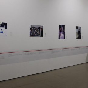"15 Exhibition view of ""Joan Lebold Cohen's Moments in China"""