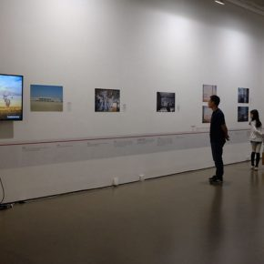 "16 Exhibition view of ""Joan Lebold Cohen's Moments in China"""