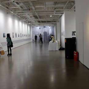 "17 Exhibition view of ""Joan Lebold Cohen's Moments in China"""