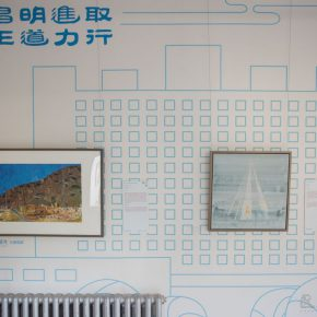 19 Exhibition view of the Silk Road Paintings