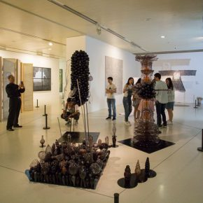 19 Gallery 3B of CAFA Art Museum – the School of Experimental Art and the Department of Sculpture