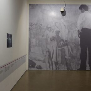 "20 Exhibition view of ""Joan Lebold Cohen's Moments in China"""