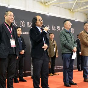 21 Zhang Xiaoling Vice President of China National Academy of Painting 290x290 - Graduates from the Eight Academies of the Fine Arts Gathered in Yiwu to Present the Quality of the Academy