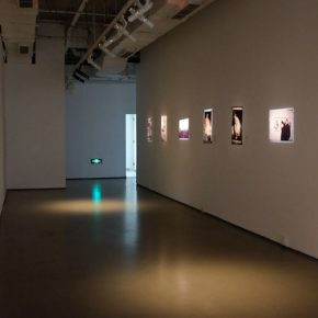 """22 Exhibition view of """"Joan Lebold Cohen's Moments in China"""""""