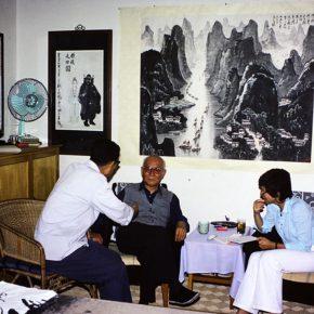 23 Cohen interviewed with Li Keran