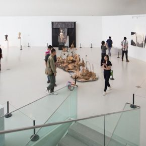 24 Gallery 3B of CAFA Art Museum – the School of Experimental Art and the Department of Sculpture