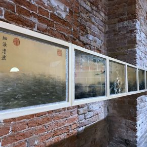 25 The exhibited work 1 290x290 - China Pavilion at the 57th Venice Biennale Opened