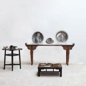 27 Tan Xun, Li Mingzhuang Project 2011-2#, mixed media, variable, 2009-2011