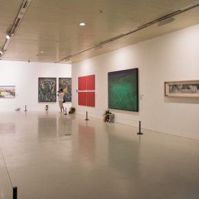 28 Gallery 3A of CAFA Art Museum – Department of Mural Painting