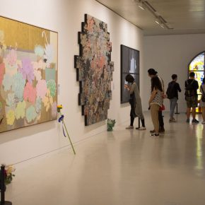 29 Gallery 3A of CAFA Art Museum – Department of Mural Painting