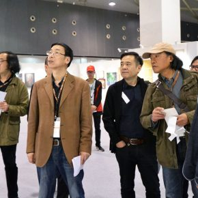 "34 Exhibition view of ""Spirit of Academy • Pin Zhi"" 290x290 - Graduates from the Eight Academies of the Fine Arts Gathered in Yiwu to Present the Quality of the Academy"