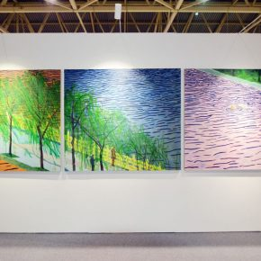"""37 Exhibition view of """"Spirit of Academy • Pin Zhi"""""""