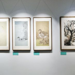 """38 Exhibition view of """"Spirit of Academy • Pin Zhi"""""""