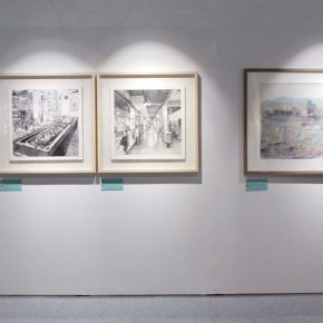 """39 Exhibition view of """"Spirit of Academy • Pin Zhi"""""""