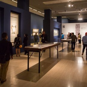 39 Exhibition view of Inheriting the Traditional and Pursuing the Change