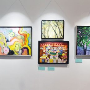 """40 Exhibition view of """"Spirit of Academy • Pin Zhi"""""""