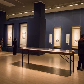 40 Exhibition view of Inheriting the Traditional and Pursuing the Change