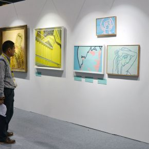 "42 Exhibition view of ""Spirit of Academy • Pin Zhi"" 290x290 - Graduates from the Eight Academies of the Fine Arts Gathered in Yiwu to Present the Quality of the Academy"