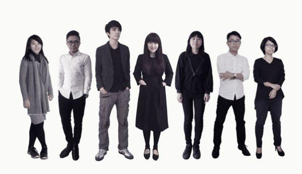 Members of the Design Team (left to right): Lo Chen-Chi, Tsao Kai-Jui, Chao Wei- Hsiang, Tseng Ling-Li, Tsai Min-Shan, Chen Kuan-Wei, and Lin Yu-Hsuan