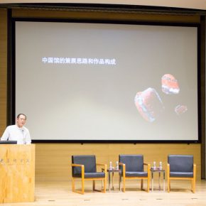 05 View of the lecture 290x290 - Qiu Zhijie: Millenary Promise between Venice and Chinese Intangible Cultural Heritage