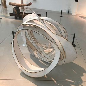 08 Liu Yazhou Joint wire rod GRG gypsum 124x 200x145cm 2016 2017 290x290 - Liu Yazhou: Sculpture is Not Just Born at the End of an Artist's Production