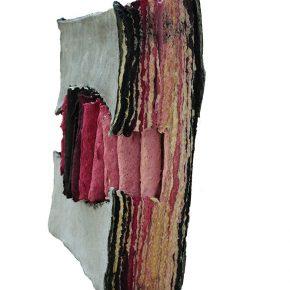 10 Liu Lei, The Hidden Shape, pulp, 75 x 75 cm
