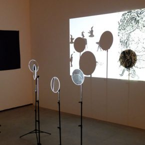 14 Exhibition View of The Exhibition for the Annual of Contemporary Art of China 2016