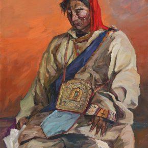 16 Liu Bo, A Tibetan Elderly from Changdu, Tibet