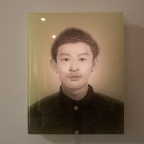 """20 Exhibition view of the """"Lonely Planet"""", Ji Bei's work"""