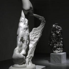 "20 Zhan Wang, Solo Exhibition of ""Morph"", 2014"