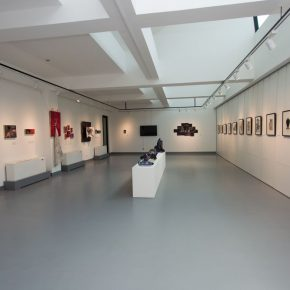 """33 Exhibition view of """"Lonely Planet"""""""