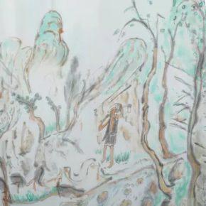 63 Details of Liu Jin'an, Infinite Scenery