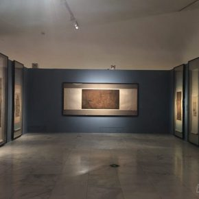 """01 Installation view of the exhibition 290x290 - """"The Dimension of Tradition – Copying and the Collection for the National Traditional Painting by CAFA in the 1950s and 1960s"""""""