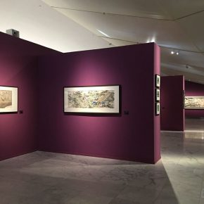 """02 Installation view of the exhibition 290x290 - """"The Dimension of Tradition – Copying and the Collection for the National Traditional Painting by CAFA in the 1950s and 1960s"""""""