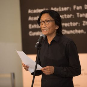03 Prof. Su Xinping, Vice President of CAFA delivered a speech