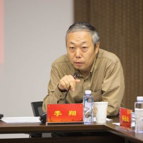 04 Li Xiang, Deputy Director of the Creation Engineering Art Committee and Director of the Department of Fine Arts of the People's Liberation Army Academy of Art