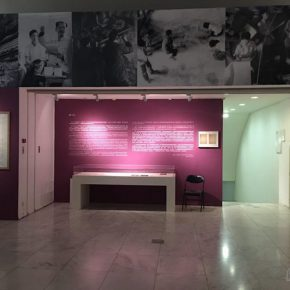 """06 Installation view of the exhibition 290x290 - """"The Dimension of Tradition – Copying and the Collection for the National Traditional Painting by CAFA in the 1950s and 1960s"""""""