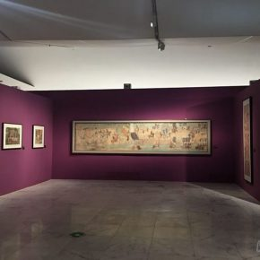 """07 Installation view of the exhibition 290x290 - """"The Dimension of Tradition – Copying and the Collection for the National Traditional Painting by CAFA in the 1950s and 1960s"""""""