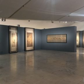 """08 Installation view of the exhibition 290x290 - """"The Dimension of Tradition – Copying and the Collection for the National Traditional Painting by CAFA in the 1950s and 1960s"""""""