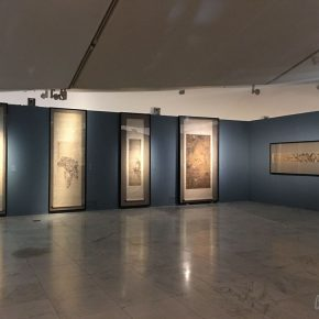 """10 Installation view of the exhibition 290x290 - """"The Dimension of Tradition – Copying and the Collection for the National Traditional Painting by CAFA in the 1950s and 1960s"""""""