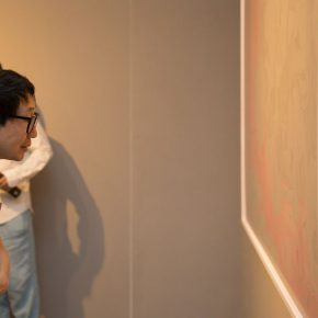 """14 Exhibition view of the """"Loom – the Contemporary Art Exhibition"""""""